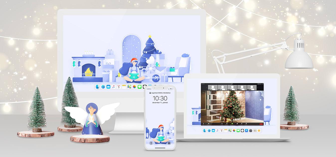 Legyen varázslatos karácsonyod szuper CHERRISK-es digitális goodie-kkal! 🌟🎄
