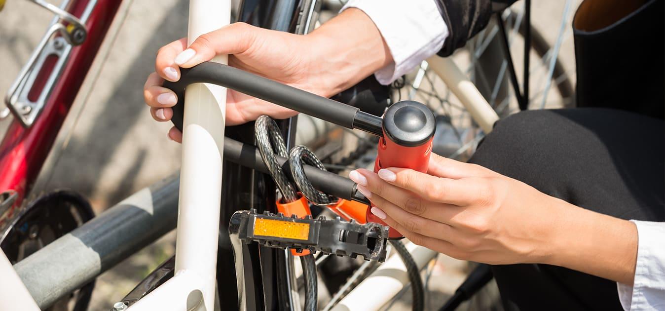 Hogyan vigyázz vadi új (vagy régi) biciklidre 🔒