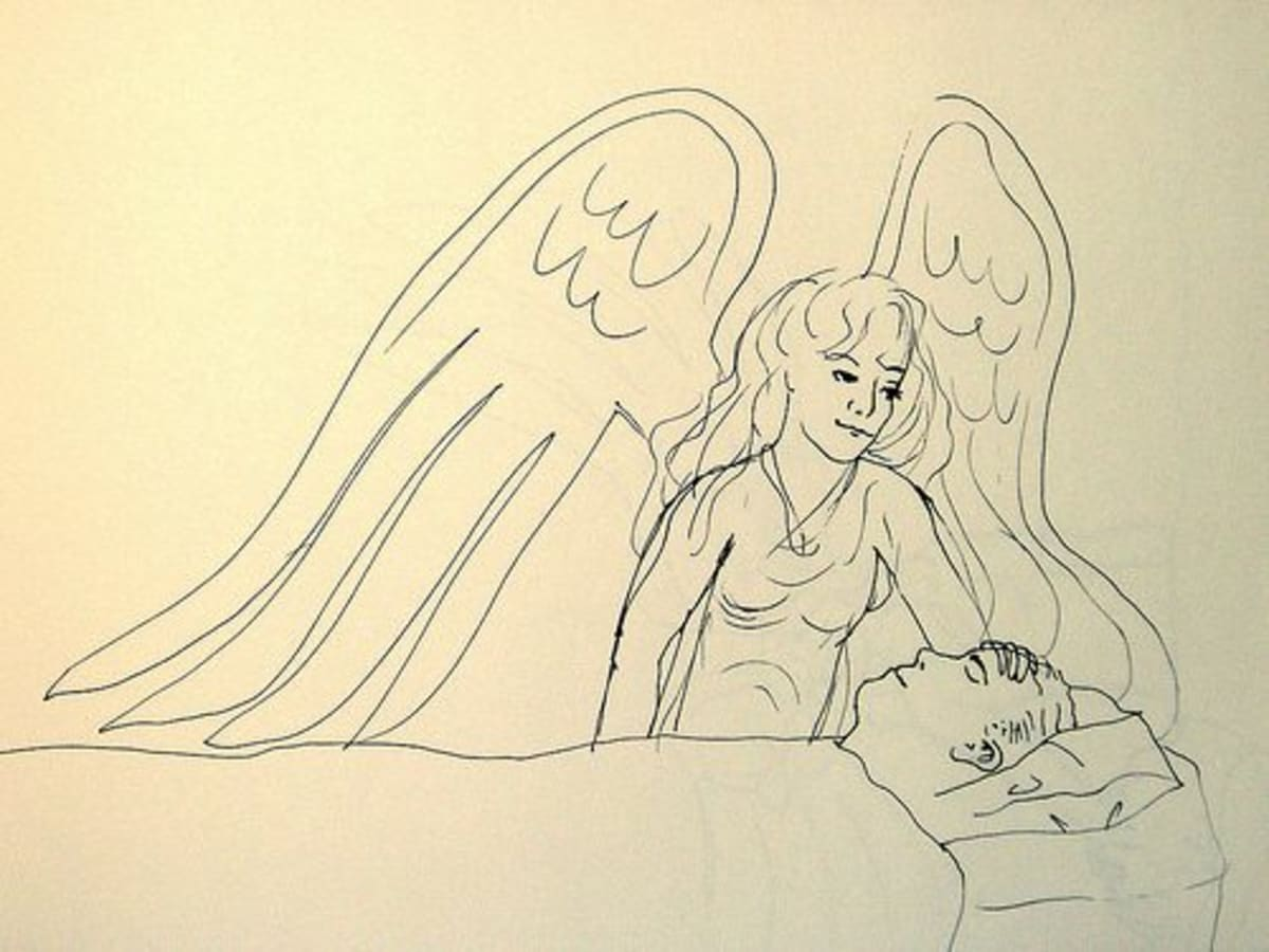 The Angel of Transition