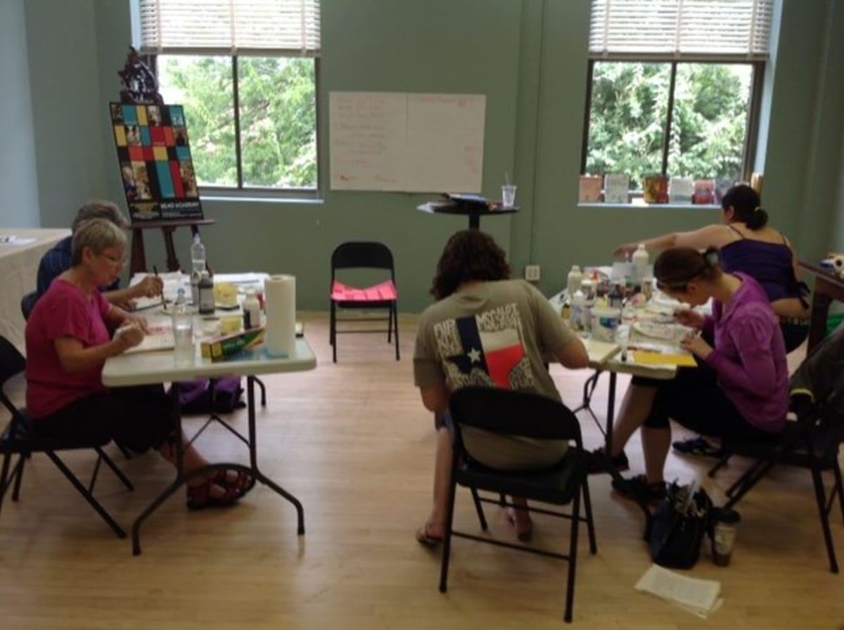 Workshop in Bryan Texas February 2014