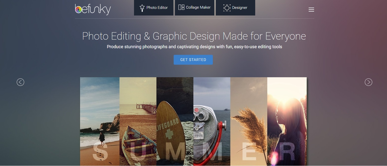 online photo editing websites