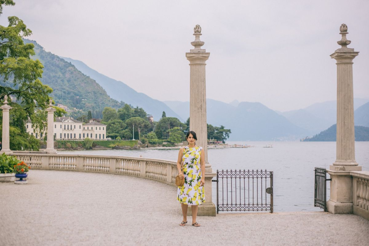 A Day in Bellagio