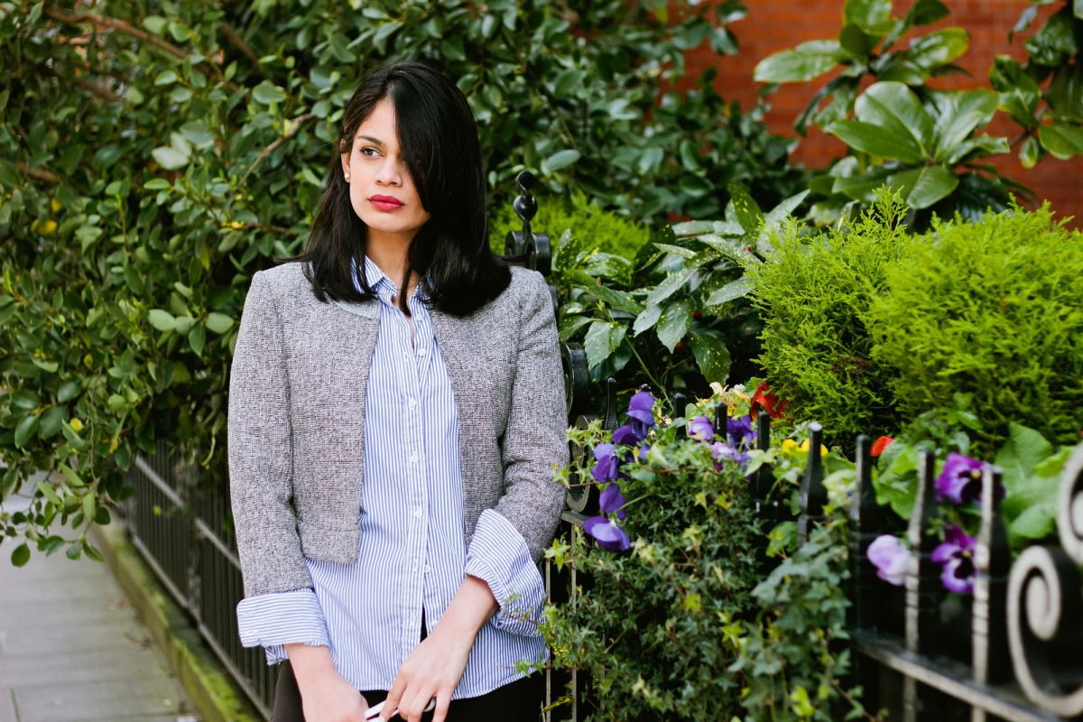 3 ways to style culottes