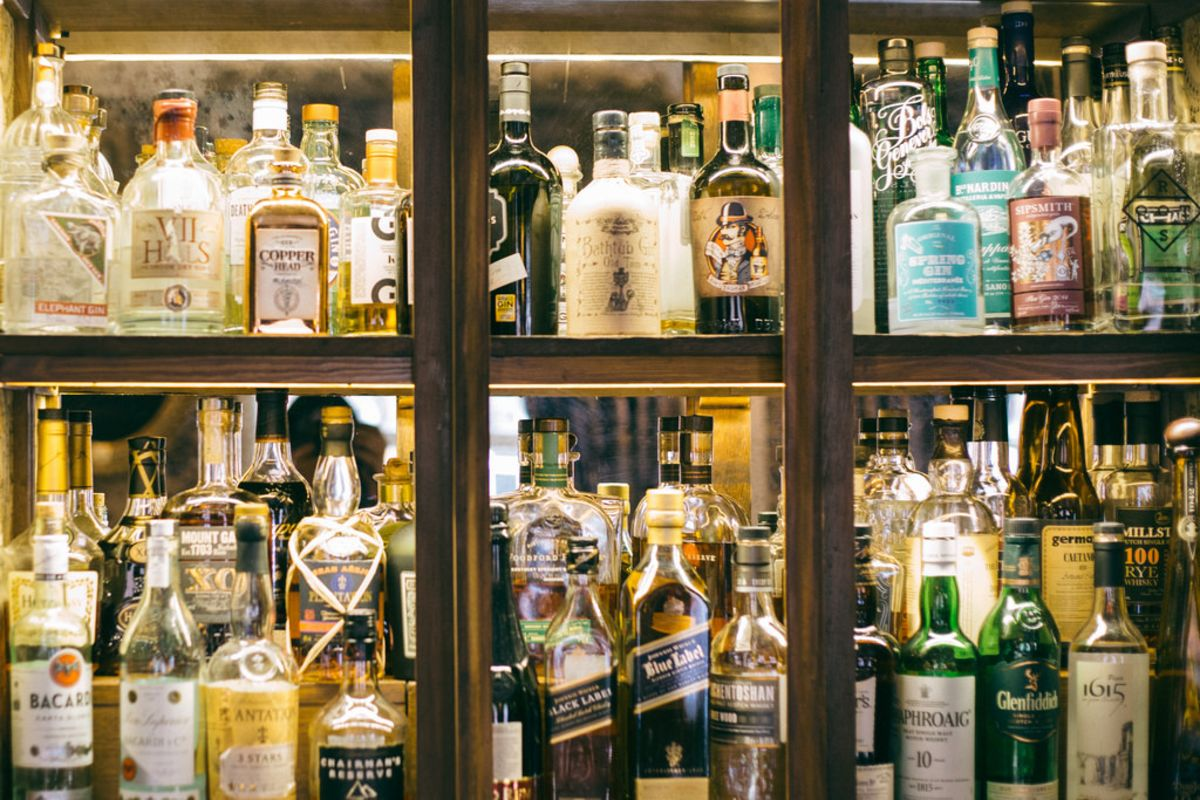 Gin Tasting with Mr. Fogg's