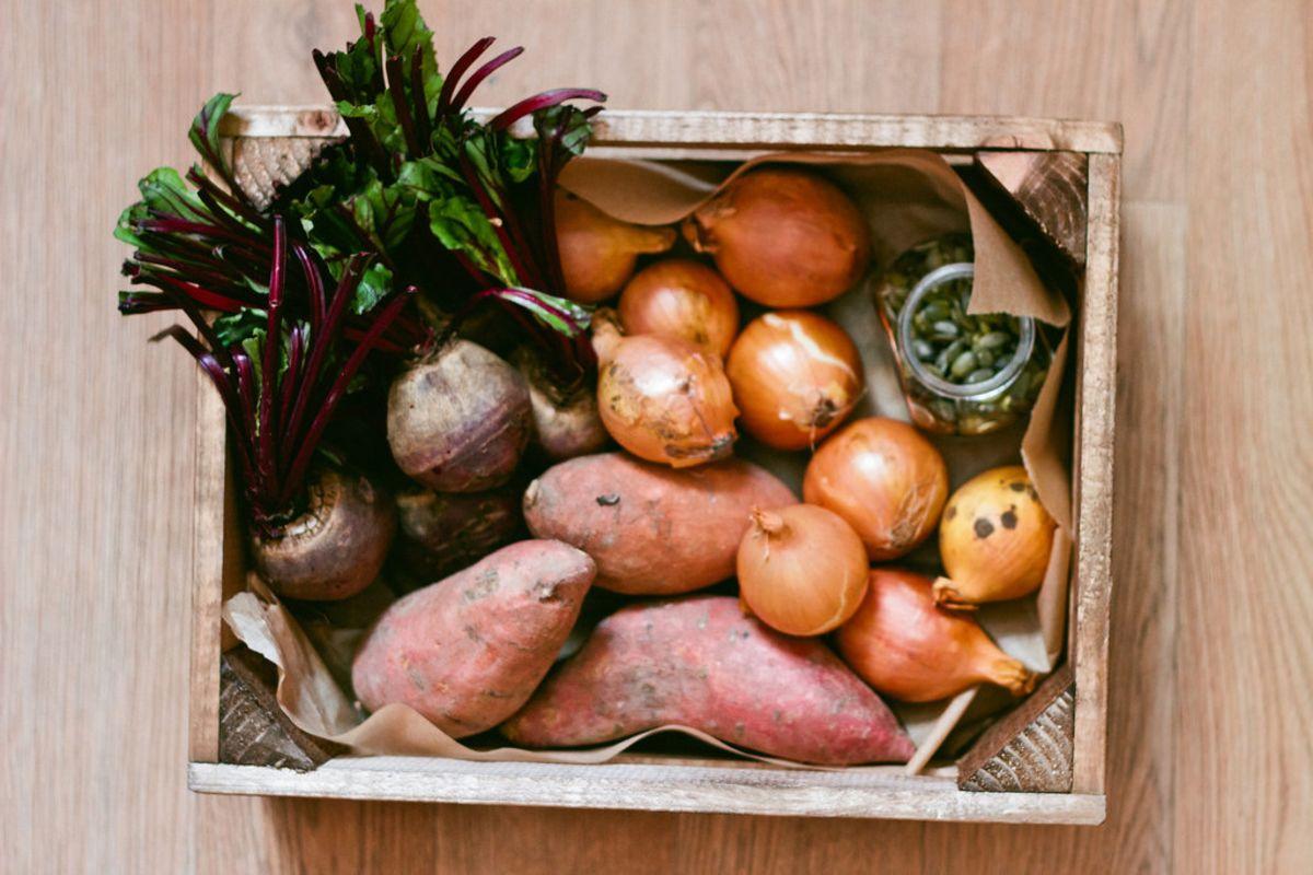 Sweet Potato Power Salad