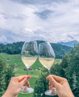 {theme for this summer} more bubbles, less troubles... @buergenstockresort