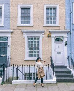 {though you will find me frolicking around Notting Hill} I just posted a new YouTube video of re-visiting Orlando. It's a city that caught me by surprise on my last visit and for good reason! Find the link in my stories to watch the video… ☀️ shop my outfit via link in bio!