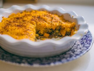 Indian Spiced Shepherd's Pie: Whole30 Approved Recipe Cover Image