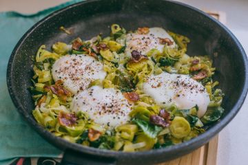 Green Shakshuka: Whole30 Approved Recipe Cover Image