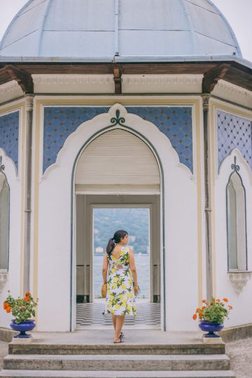 A Day in Bellagio