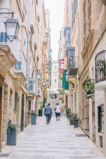 Weekend in Valletta