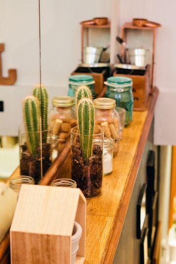 breakfast with jar kitchen