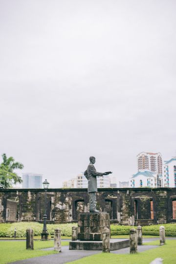 Postcards from Manila