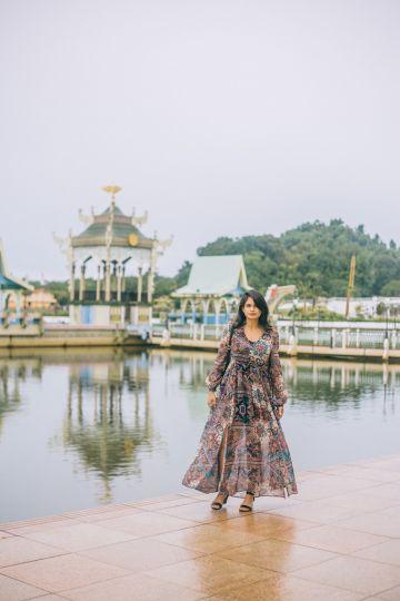 24 hours in Brunei
