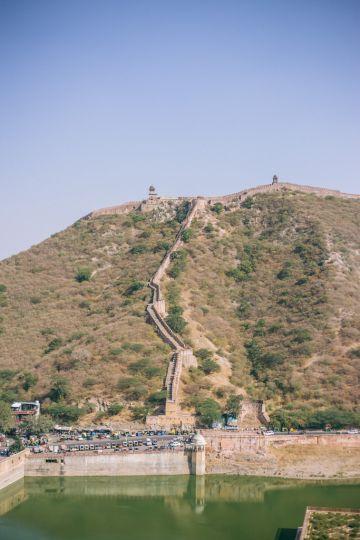 Jaipur with Swiss line