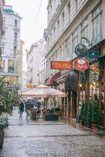 Vienna's Christmas Markets