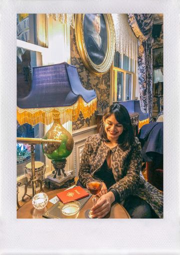 Date Night at Mr. Fogg's Gin Parlour