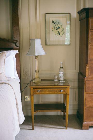 luxury escape to Rushton Hall