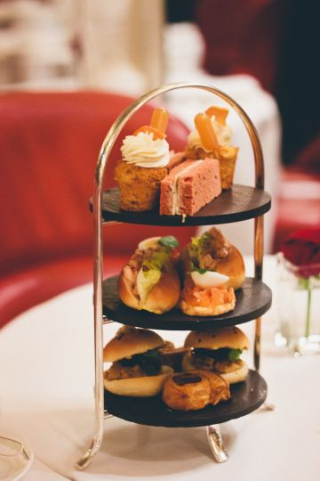 Christmas Afternoon Tea in London