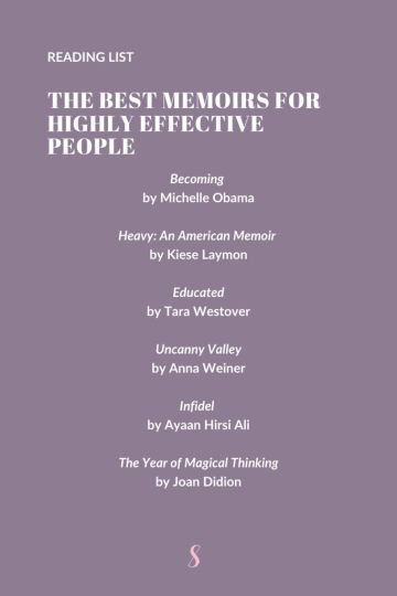 The Best Memoirs for Highly Effective People