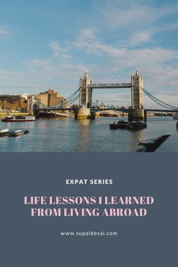 11 Life Lessons I Learned from Living Abroad