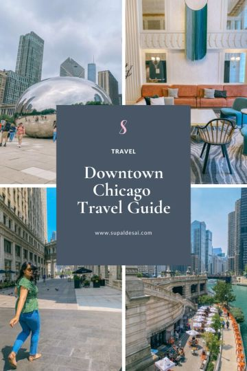 Downtown Chicago Travel Guide with Kimpton's Hotel Monaco