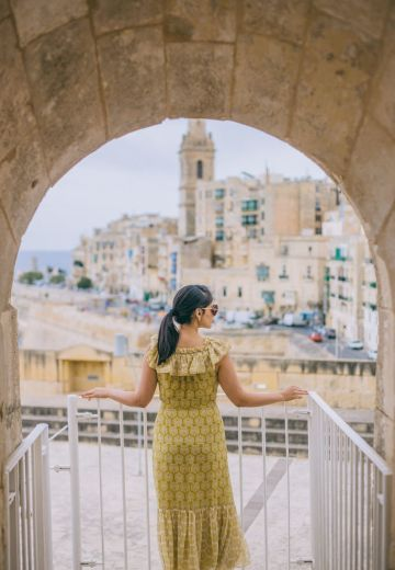 Weekend in Valletta Cover Image