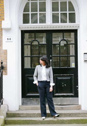 Styling a White Button-Down Shirt Cover Image