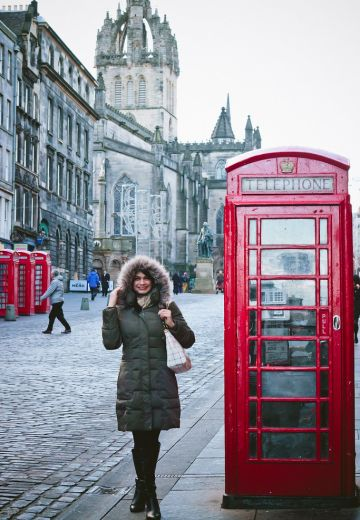 Photos to Inspire You To Visit Edinburgh Cover Image