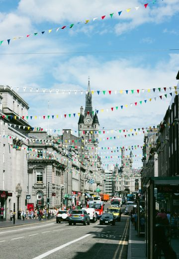 Day Trip to Aberdeen, Scotland Cover Image