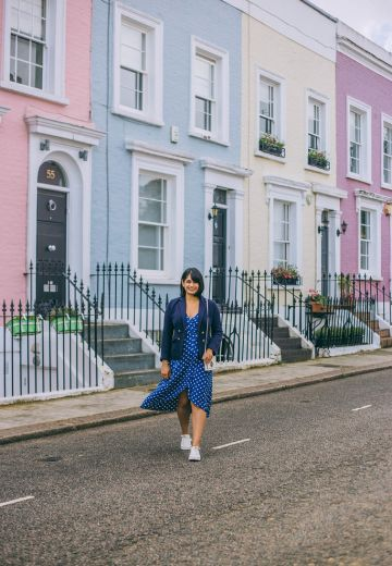Self Guided Notting Hill Tour & Instagram Guide Cover Image