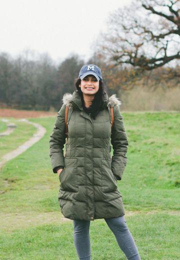 Reflective Walk Through Richmond Park Cover Image