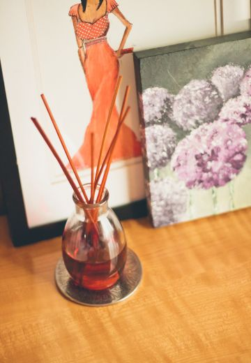 DIY Scented Oil Diffuser Cover Image