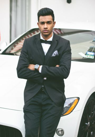 Modern Black Tie Outfit Cover Image