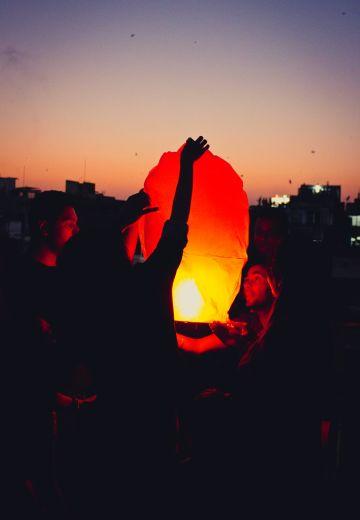 Kite Festival in Gujarat, India Cover Image