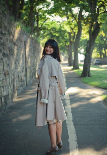 How To Choose a Trench Coat Cover Image