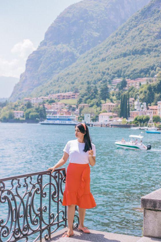 Stroll through Menaggio, Lake Como
