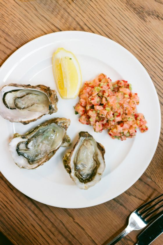3 places to eat in london