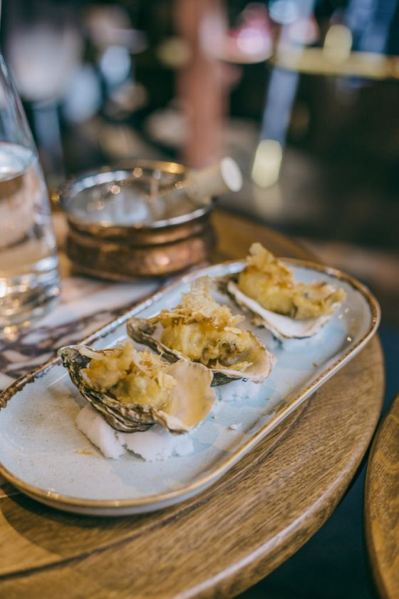 Wright Brothers Soho Review - Seafood Restaurant in London