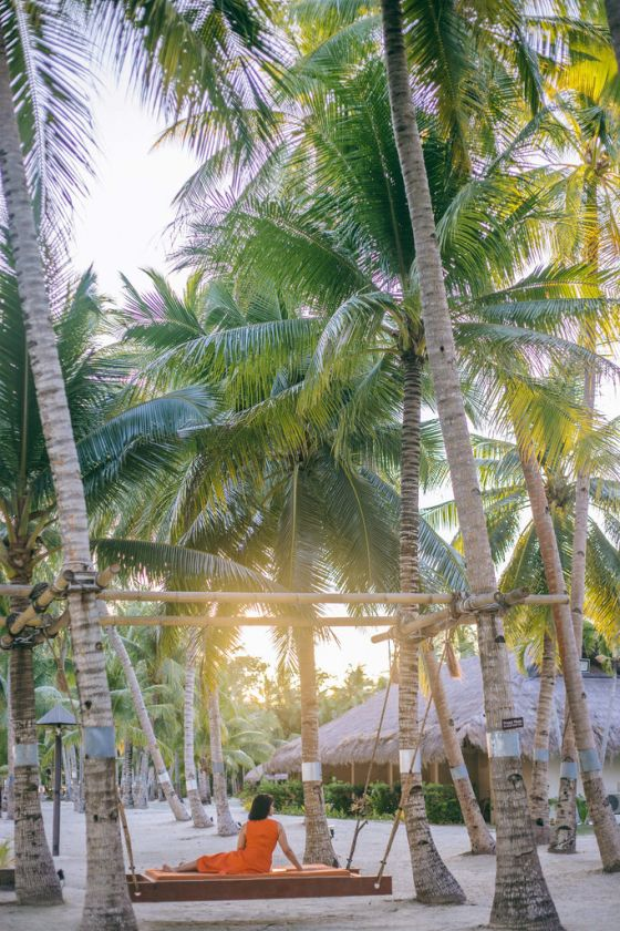 Beach Life in Bohol