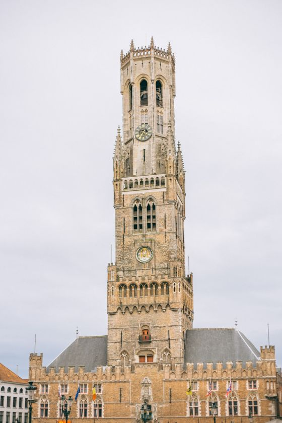 Bruges City Guide + Tips on Buying Chocolate