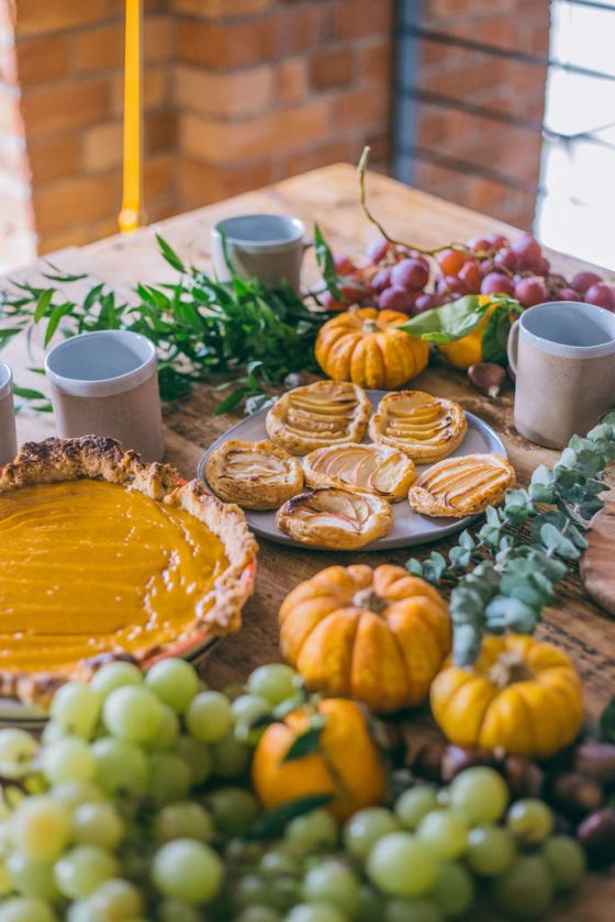 An Autumnal Feast