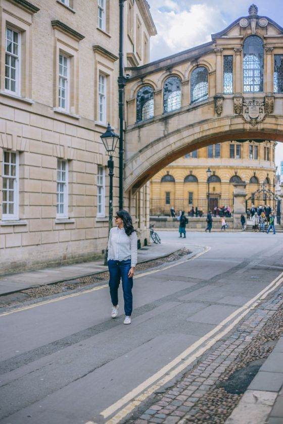 A Weekend in Oxford, UK