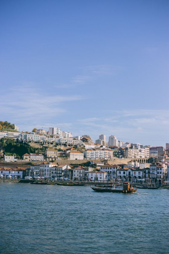 Guide to Porto: and a Portuguese Aperitif Recipe