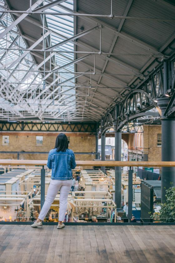 The Best Things to do at Old Spitalfields Market