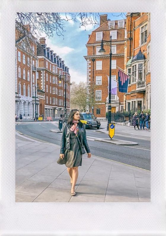 A Staycation in Mayfair