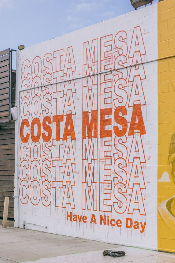 Places to Eat in Costa Mesa, California