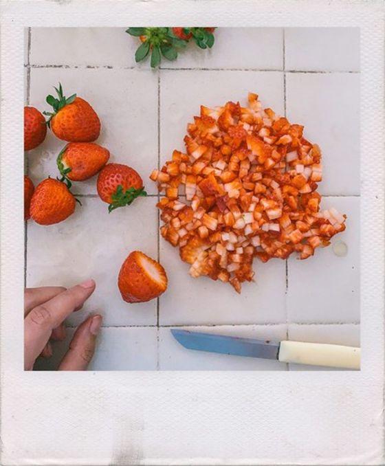 Persian Love Cake Chia Pudding Recipe