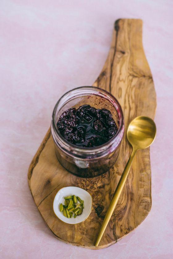 Blueberry & Lavender Chia Pudding Recipe