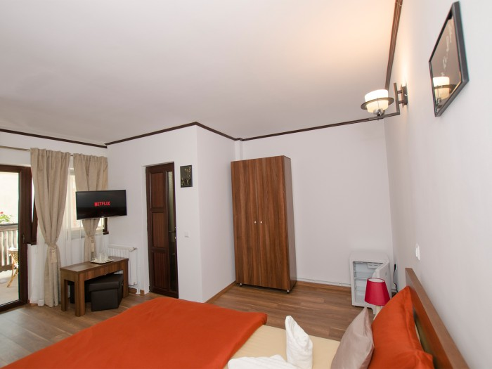 Double room with large balcony